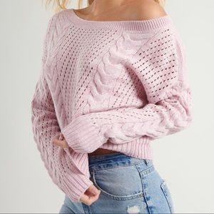 🌷(2/$25) NWT garage harlow sweater